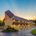 Exterior of Red Roof Inn Kalamazoo East