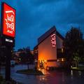 Exterior of Red Roof Inn Kalamazoo West / University