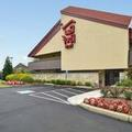 Exterior of Red Roof Inn Louisville East