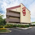 Exterior of Red Roof Inn Milford