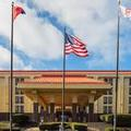 Exterior of Red Roof Inn Nashville Music City