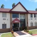 Exterior of Red Roof Inn Pharr Mcallen