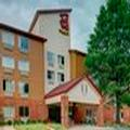 Exterior of Red Roof Inn Raleigh Downtown / Ncsu