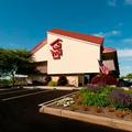 Exterior of Red Roof Inn Rochester / Henrietta