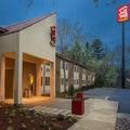 Exterior of Red Roof Inn South Deerfield
