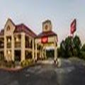 Exterior of Red Roof Inn & Suites Clinton