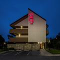 Exterior of Red Roof Inn Tampa / Brandon