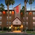 Exterior of Red Roof Inn Tucson North