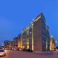Exterior of Residence Inn Des Moines Downtown