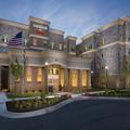 Exterior of Residence Inn Kansas City at the Legends