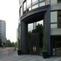 Exterior of Roomers Frankfurt