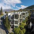 Exterior of Scenic Suites Queenstown