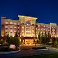 Exterior of Sheraton Hotel Rockville Md