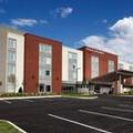 Exterior of SpringHill Suites Pittsburgh Latrobe