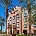 Exterior of Springhill Suites