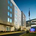 Exterior of Springhill Suites Atlanta Gateway