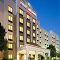 Exterior of Springhill Suites Austin South