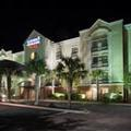 Exterior of Springhill Suites Baton Rouge Airport