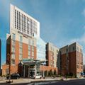 Exterior of Springhill Suites Birmingham Downtown at Uab