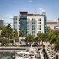 Exterior of Springhill Suites Bradenton Downtown / Riverfront