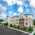 Exterior of Springhill Suites Brookhaven