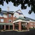 Exterior of Springhill Suites Chesterfield