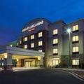 Exterior of Springhill Suites Denver Airport