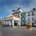 Exterior of Springhill Suites Manchester Boston Regional Airport