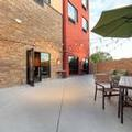Exterior of Springhill Suites Marriott