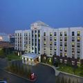 Exterior of Springhill Suites Newark Liberty International Airport