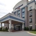 Exterior of Springhill Suites Oklahoma City Airport West
