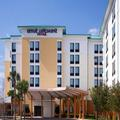 Exterior of Springhill Suites Orlando at Seaworld