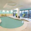 Exterior of Springhill Suites Seattle Issaquah