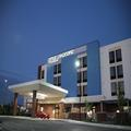 Exterior of Springhill Suites White Marsh