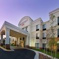 Exterior of Springhill Suites by Marriott Alexandria