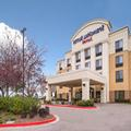 Exterior of Springhill Suites by Marriott Boise