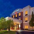 Exterior of Springhill Suites by Marriott Boulder Longmont