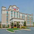 Exterior of Springhill Suites by Marriott Charlotte Concord Mi