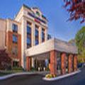 Exterior of Springhill Suites by Marriott Charlotte Univ. Rese
