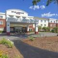 Exterior of Springhill Suites by Marriott Devens Common Center