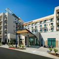 Exterior of Springhill Suites by Marriott Oceanside