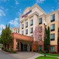 Exterior of Springhill Suites by Marriott Portland Hillsboro