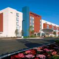Exterior of Springhill Suites by Marriott Waukegan / Gurnee