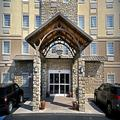 Exterior of Staybridge Suites Hamilton Place