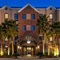 Exterior of Staybridge Suites Near Six Flags Fiesta Texas