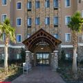 Exterior of Staybridge Suites Tomball