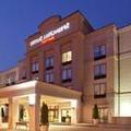 Exterior of Tarrytown Springhill Suites by Marriott
