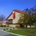 Exterior of Taylor Red Roof Inn