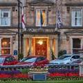 Exterior of The Crown Hotel Harrogate