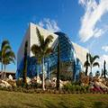 Exterior of The Don Cesar a Loews Hotel